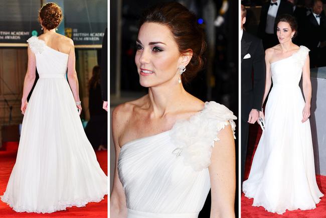 Công nương Kate tỏa sáng như một nữ thần với vẻ đẹp hoàn hảo, tôn vinh mẹ chồng Diana trong sự kiện danh giá-2