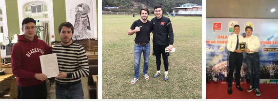 Người đại diện tiết lộ: Suýt chút nữa Muangthong United mua được Văn Lâm với giá rất rẻ-2