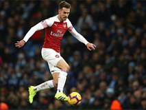 Ramsey nhận lương kỷ lục, chỉ kém Ronaldo tại Juventus