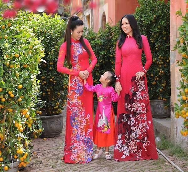 Bất ngờ con gái 16 tuổi xinh như hoa khôi của á hậu Trịnh Kim Chi-3