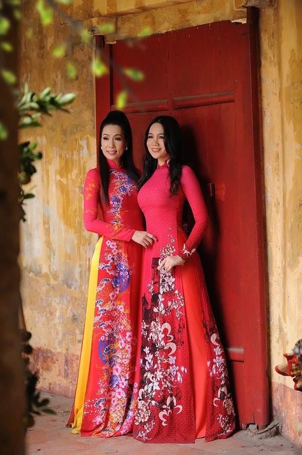 Bất ngờ con gái 16 tuổi xinh như hoa khôi của á hậu Trịnh Kim Chi-4