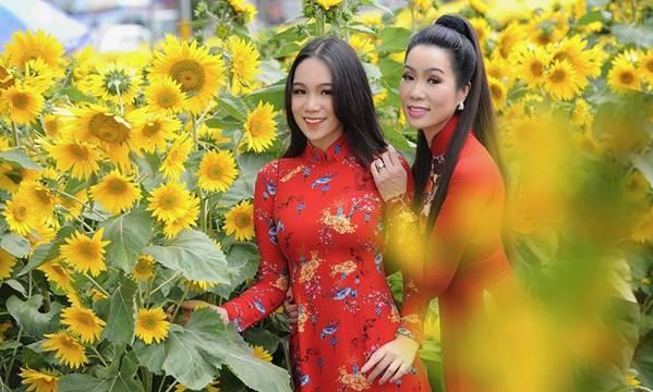 Bất ngờ con gái 16 tuổi xinh như hoa khôi của á hậu Trịnh Kim Chi-7