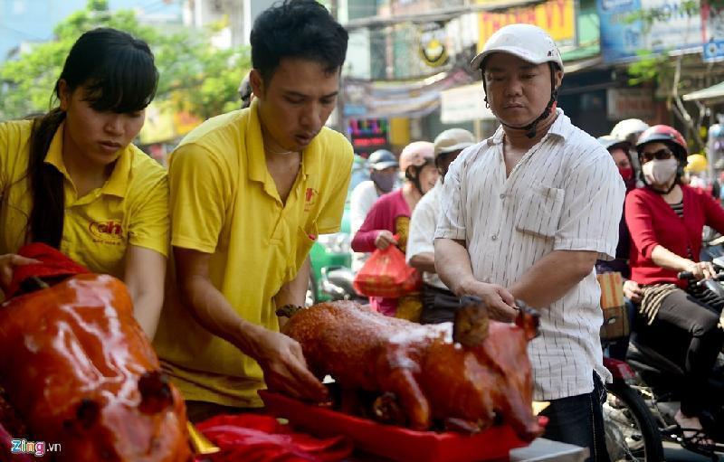 Thần Tài gõ cửa: Thịt quay, cá lóc đuổi không hết khách, buôn vàng trúng ngàn tỷ-5