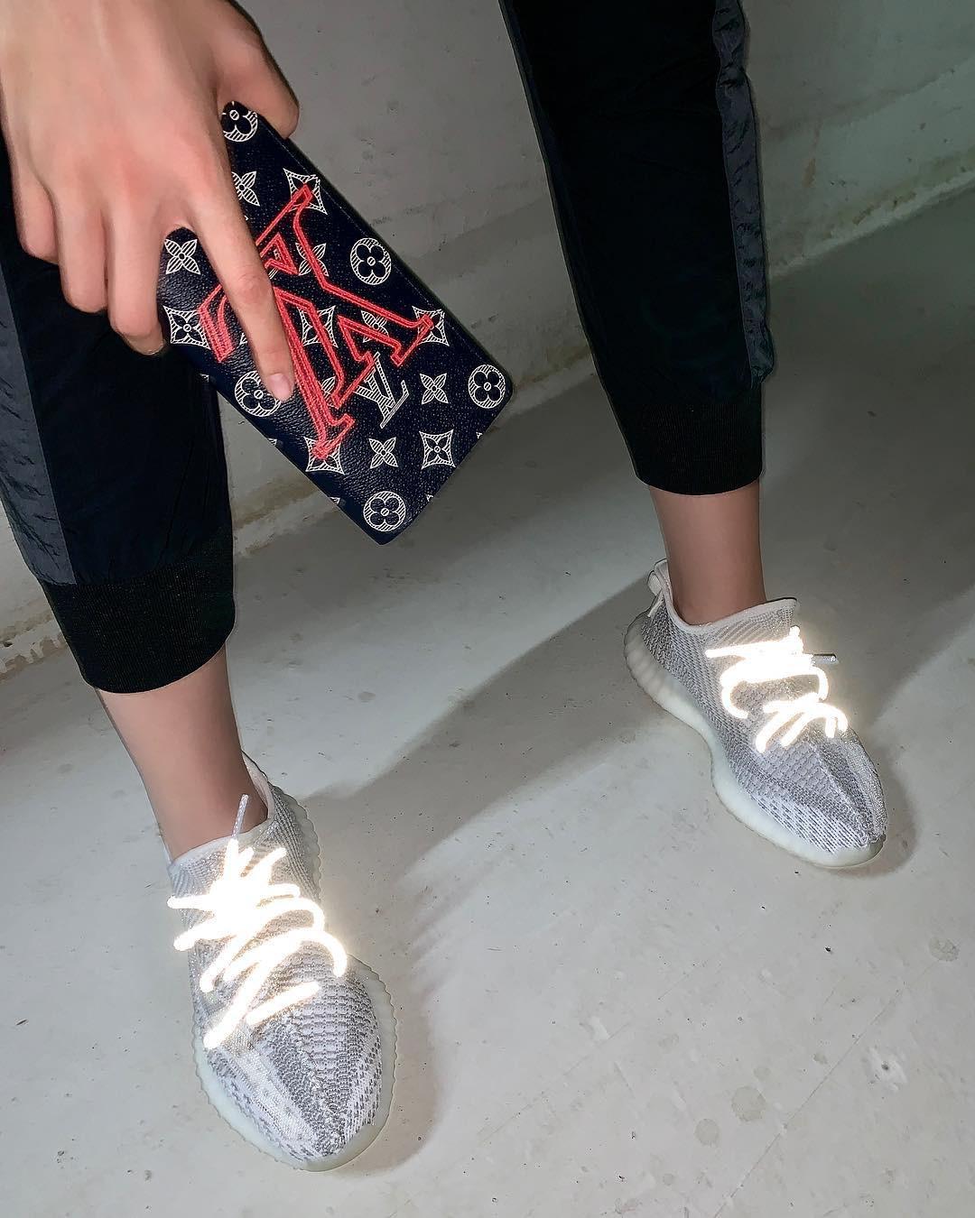 Đăng ảnh khoe giày là chính, nhưng fan lại chỉ chú ý vào điểm này trong ảnh của Kỳ Duyên-3