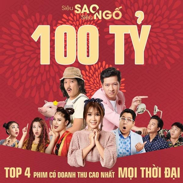 Phim trăm tỷ mùa Tết - Cua lại vợ bầu và Siêu sao siêu ngố có thực sự là tuyệt phẩm của điện ảnh Việt?-2