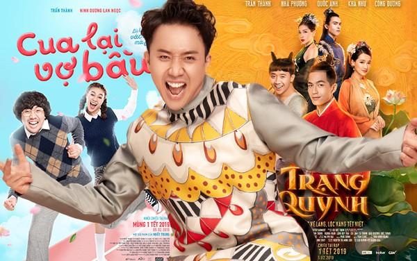 Phim trăm tỷ mùa Tết - Cua lại vợ bầu và Siêu sao siêu ngố có thực sự là tuyệt phẩm của điện ảnh Việt?-23