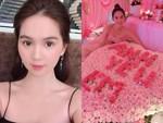 Ngọc Trinh khoe quà Valentine lãng mạn và cách gọi người yêu khiến fan hâm mộ không khỏi bất ngờ-4