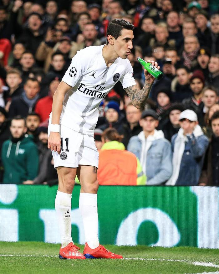 Bị fan MU ngược đãi và bị đội trưởng MU chơi xấu, ngôi sao PSG đáp trả bằng 2 pha kiến tạo đẳng cấp-6