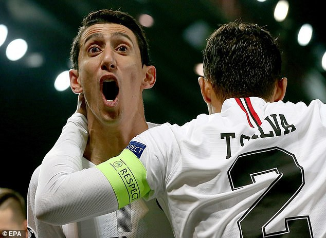 Bị fan MU ngược đãi và bị đội trưởng MU chơi xấu, ngôi sao PSG đáp trả bằng 2 pha kiến tạo đẳng cấp-9