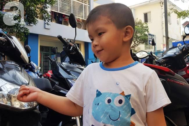 Bé trai Vĩnh Long bị đâm xuyên não lúc mới sinh đón giao thừa cùng mẹ trong viện, ngổn ngang nỗi lo sau Tết-7