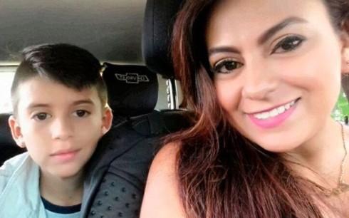 Thư tuyệt mệnh của người mẹ trẻ ôm con nhảy cầu tự tử vì vay nặng lãi-1