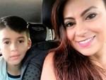Cậu bé bị đuổi khỏi nhà vì chưa làm xong bài tập Tết, cảnh sát dẫn về tận nơi mẹ không chịu nhận con-4