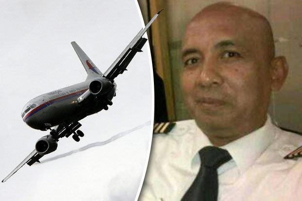 Cuộc gọi bí ẩn của cơ trưởng MH370 trước khi máy bay biến mất-1