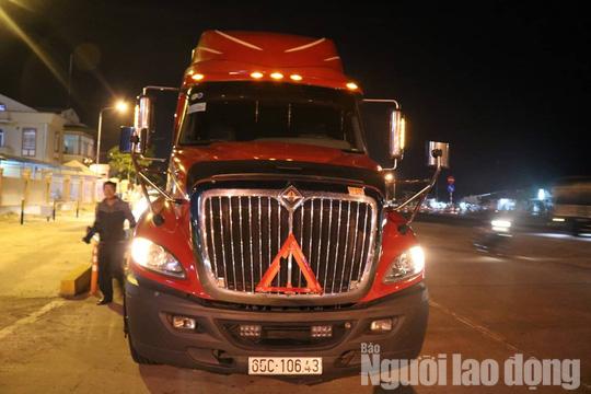 Tài xế xe tải tiết lộ lý do sốc việc sử dụng ma tuý khi chạy đường dài-1
