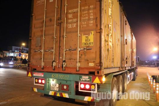 Tài xế xe tải tiết lộ lý do sốc việc sử dụng ma tuý khi chạy đường dài-2