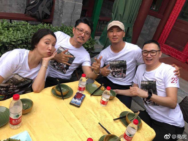Hư Trúc nổi tiếng của Thiên long bát bộ: Bị đuổi khỏi showbiz, bạn gái nóng bỏng bỏ rơi-10