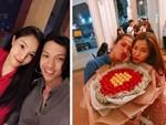 Hậu Valentine, Linh Chi và Lý Phương Châu lại thành tâm điểm khi một người khoe quà xa xỉ, một người chỉ có hoa và sô cô la-5