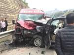 Hiện trường vụ tai nạn xe tải lao vào nhà dân khiến nhiều người cố đi tìm lời giải thích-5