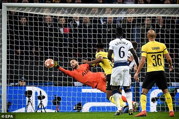 Son Heung-min tỏa sáng giúp Tottenham vượt qua Dortmund-1