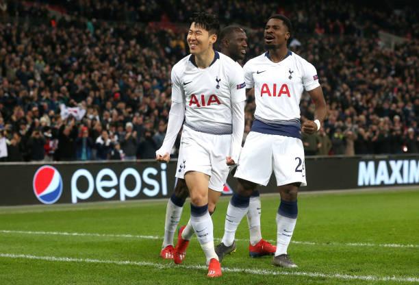 Son Heung-min tỏa sáng giúp Tottenham vượt qua Dortmund-2
