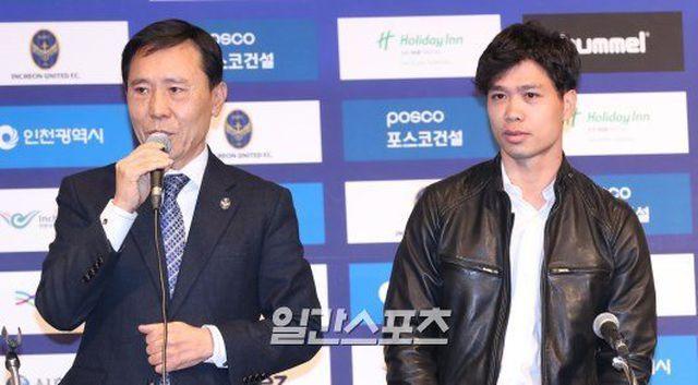 Công Phượng vượt qua kiểm tra y tế, chính thức ra mắt Incheon-2