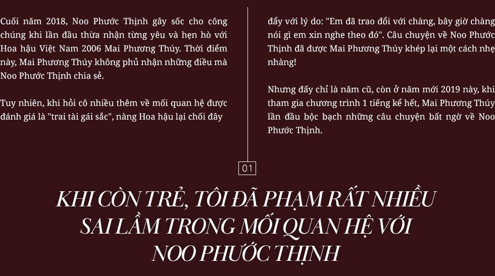 Mai Phương Thúy: Tôi yêu gương mặt Noo Phước Thịnh như cách anh ấy yêu chiều cao của tôi-2