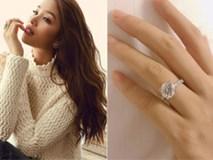 HOT: Phạm Hương đeo nhẫn kim cương ngón áp út, chính thức xác nhận đã đính hôn ngày 14/2