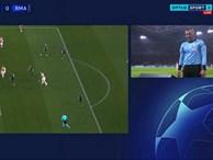 Cộng đồng mạng 'dậy sóng' khi VAR cứu Real thoát thua trước Ajax