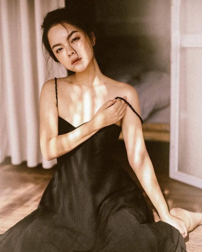 Sau ly hôn, Phạm Quỳnh Anh ngày càng đẹp và gợi cảm-11