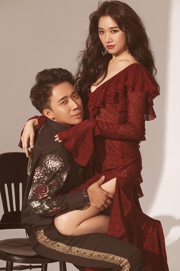 """Bộ ảnh FA thì không nên xem"""" của Trấn Thành – Hari Won gây sốt"""" nhân ngày Valentine-2"""