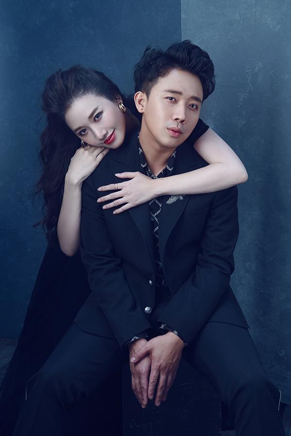 """Bộ ảnh FA thì không nên xem"""" của Trấn Thành – Hari Won gây sốt"""" nhân ngày Valentine-5"""