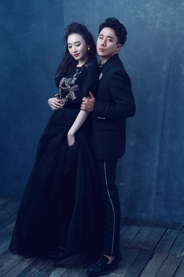 """Bộ ảnh FA thì không nên xem"""" của Trấn Thành – Hari Won gây sốt"""" nhân ngày Valentine-7"""