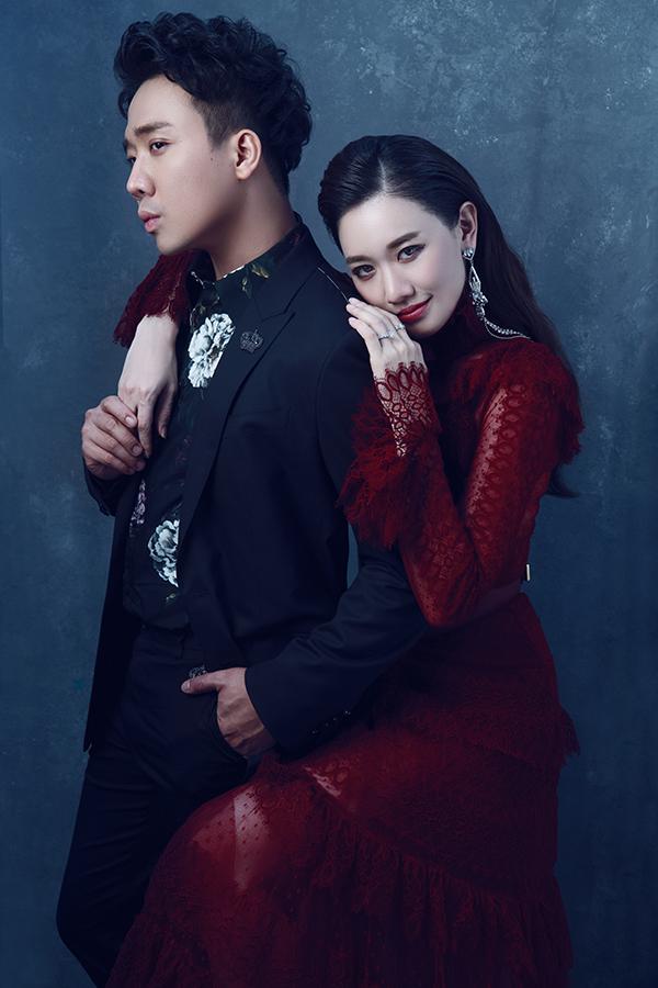 """Bộ ảnh FA thì không nên xem"""" của Trấn Thành – Hari Won gây sốt"""" nhân ngày Valentine-9"""