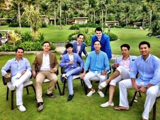 Không chỉ đẹp trai, gia thế khủng, em chồng Đặng Thu Thảo còn những bí mật thú vị ít ai biết-9