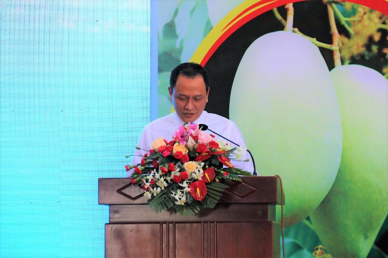 Xoài cát Hòa Lộc mời gọi đầu tư trên chuyến bay Vietnam Airlines-2