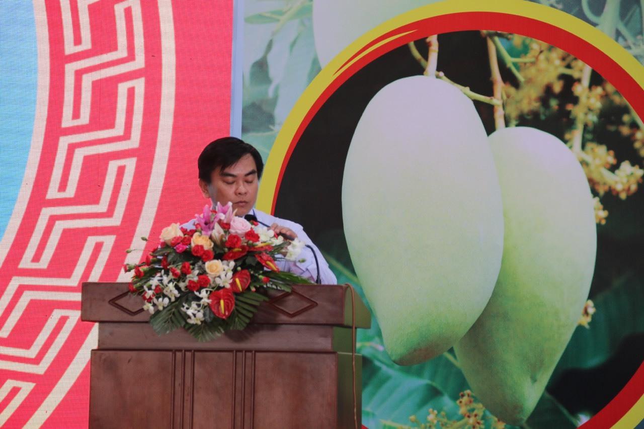 Xoài cát Hòa Lộc mời gọi đầu tư trên chuyến bay Vietnam Airlines-3