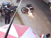 Nam thanh niên đi bộ bị cành cây gạo rơi trúng tử vong ở Hà Giang