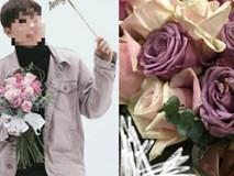 Bỏ tiền triệu mua hoa tặng Valentine, chàng trai