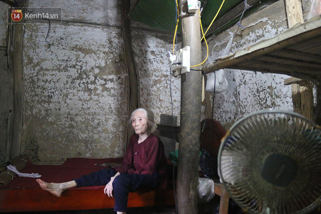 Gặp lại cụ bà 103 tuổi không được dân bầu hộ nghèo trên sóng Táo Quân 2019: Tôi đã mãn nguyện rồi!-4