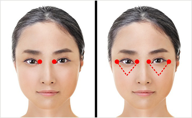 Nhờ thao tác chưa đến 1 phút này mà phái đẹp Nhật lúc nào cũng có đôi mắt trong trẻo không chút quầng thâm, nếp nhăn tuổi tác-5