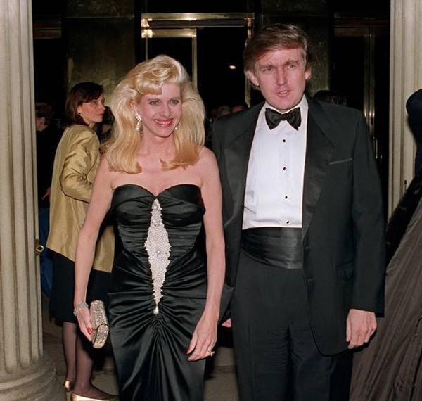 Người vợ quyền lực tài giỏi được ông Trump gọi là tri kỷ và đích thân tổ chức hôn lễ-2