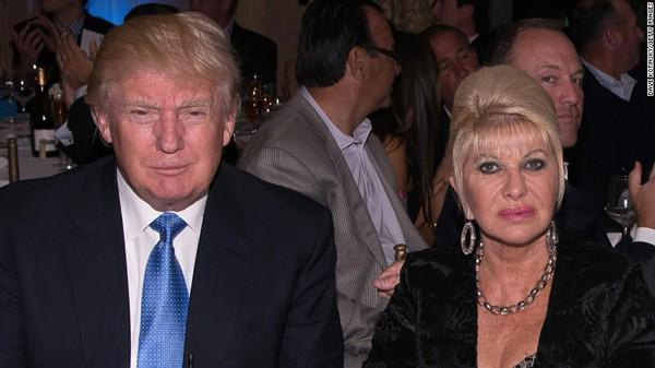 Người vợ quyền lực tài giỏi được ông Trump gọi là tri kỷ và đích thân tổ chức hôn lễ-5