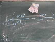 """Thầy giáo ra """"bài toán quốc dân"""", học sinh nào cũng muốn giải nhưng đời không như là mơ"""