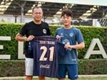 Văn Lâm sướng tê người vì sự sang chảnh của đội bóng Thái Lan-7