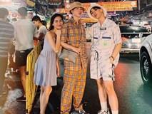 STREET STYLE GIỚI TRẺ SAU TẾT: Gia đình 'Hoa dâm bụt' diện 'đồ ngủ' ra phố vẫn cực kì chất