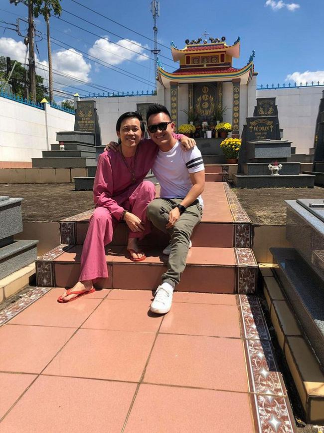 Con trai ruột Hoài Linh trở về Việt Nam thăm quê sau 9 năm sinh sống, học tập tại Mỹ-3