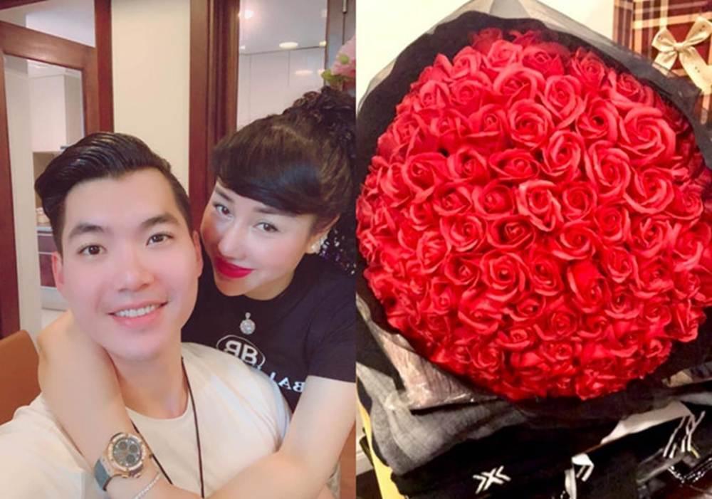 Trường Giang, Nhã Phương và Valentine của những sao Việt mới kết hôn-4