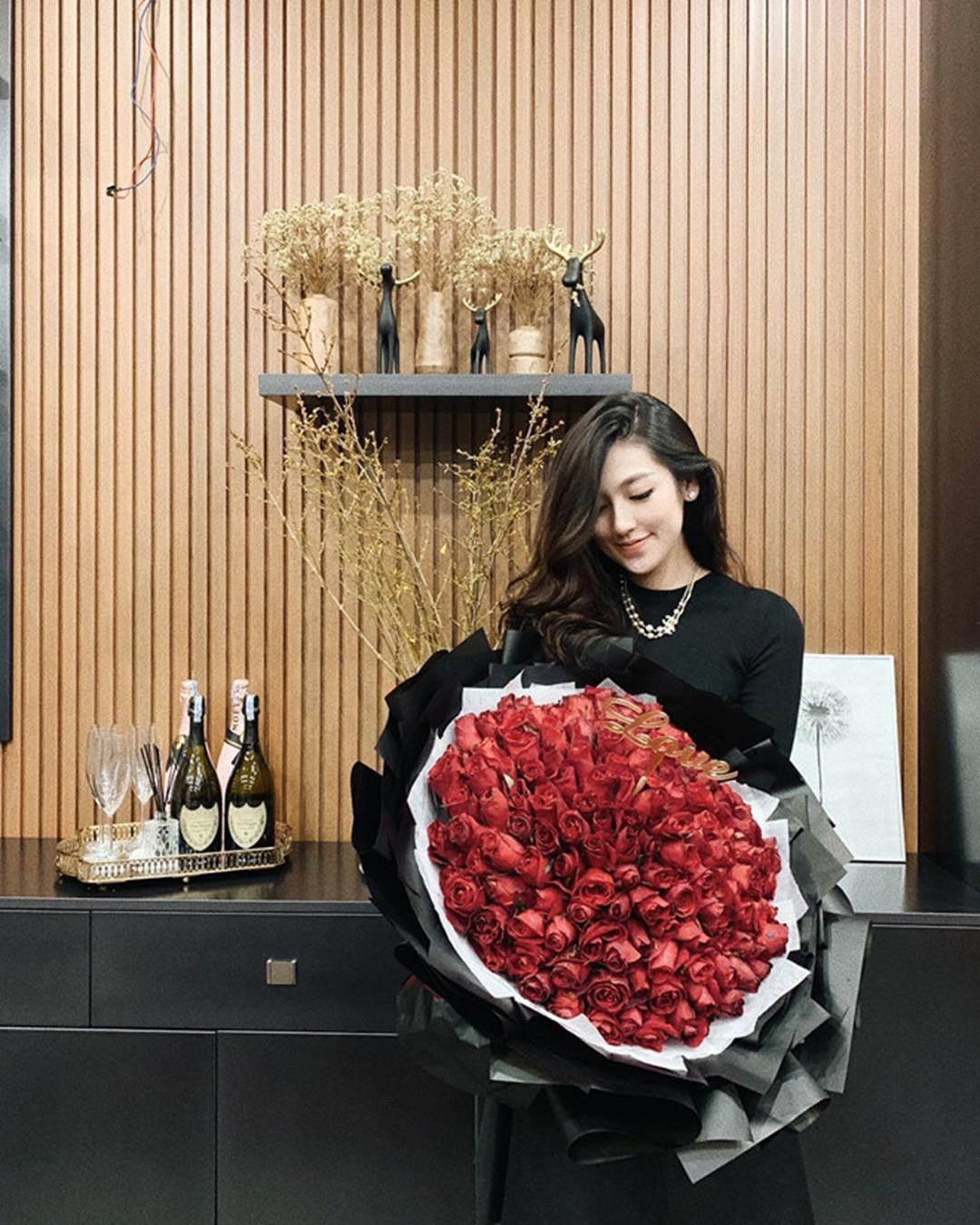 Trường Giang, Nhã Phương và Valentine của những sao Việt mới kết hôn-5