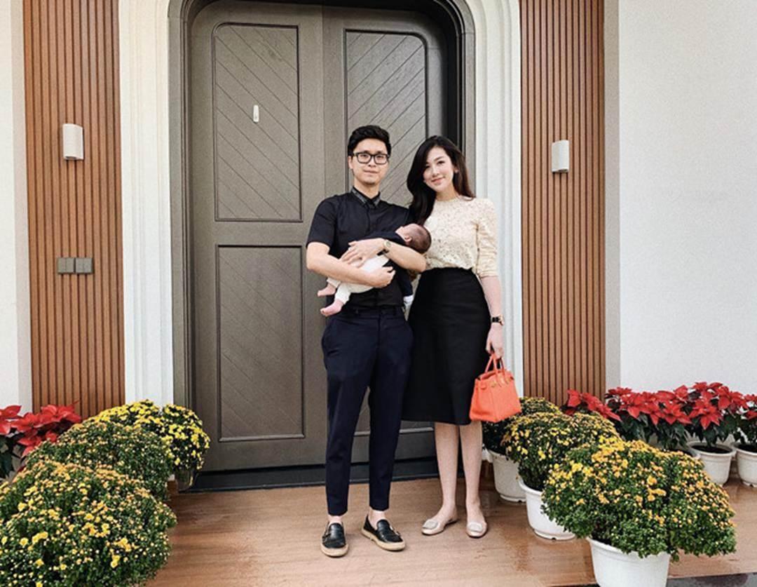 Trường Giang, Nhã Phương và Valentine của những sao Việt mới kết hôn-7