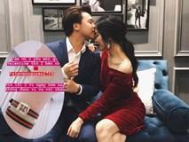 Công khai clip tỏ tình, Hòa Minzy không quên khoe khéo quà Valentine 'khủng' trị giá gần 20 triệu đồng